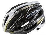 Alpina Fahrradhelm CYBRIC S - black-lime-carbon
