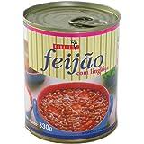 Faye John salchicha que contiene 330 g Feijao com linguica BONAPETIT
