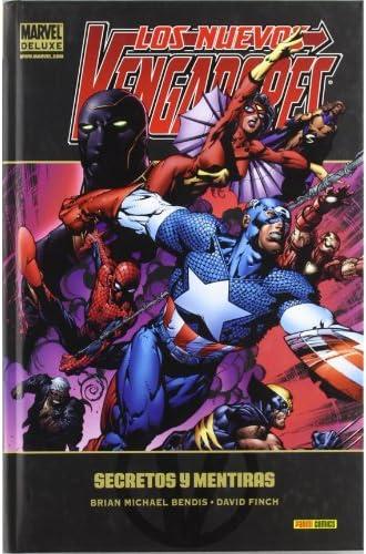 Descargar gratis Los Nuevos Vengadores 03. Secretos Y Mentiras de Brian Michael Bendis
