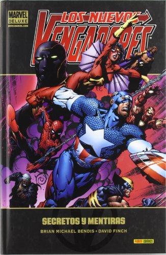 Los Nuevos Vengadores 03. Secretos Y Mentiras (Marvel Deluxe) (Deluxe - Nuevos Vengadores)