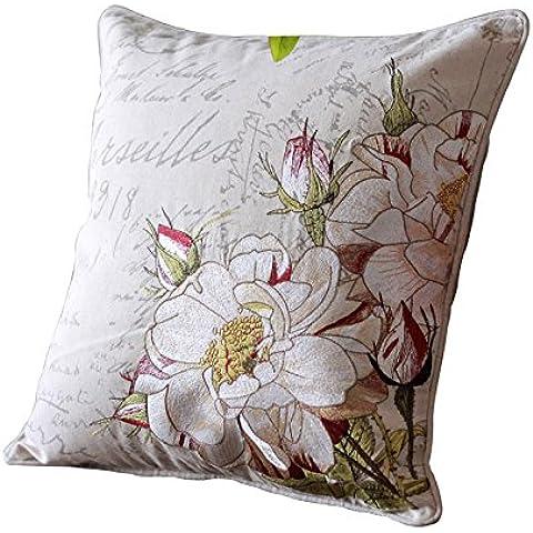 Home divano Decorazione auto ornamento tenere buttare cuscino cuscino Natale ringraziamento Giftpeony biancheria cotone cuscino per lettino cuscini cuscino,