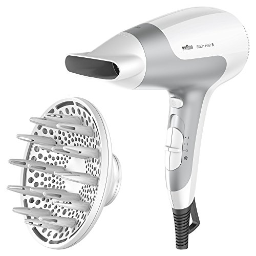 Braun Satin Hair 5 PowerPerfection HD585 - Secador iónico
