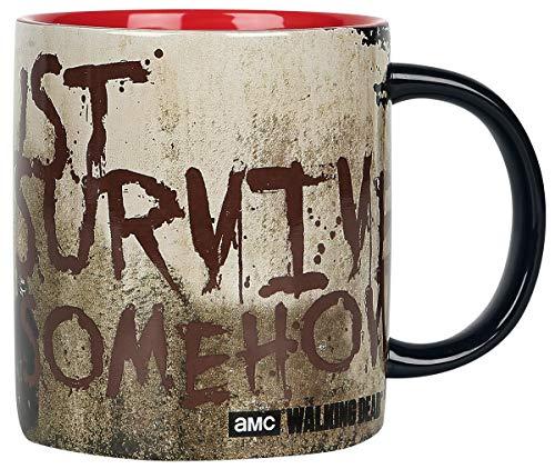 WALKING DEAD - Mug 3D - Just Survive