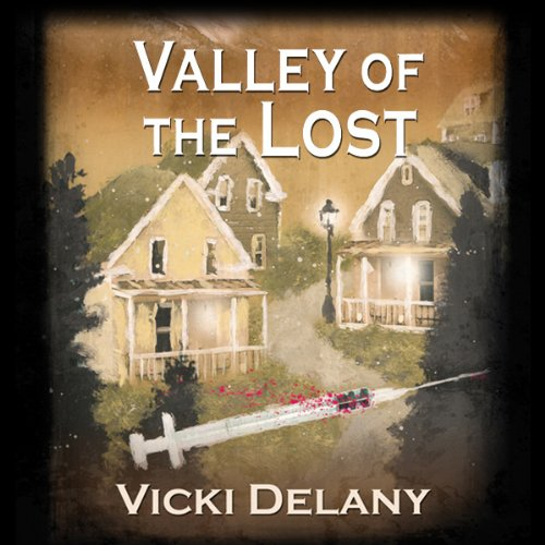 Valley of the Lost  Audiolibri