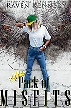 Addie (Pack of Misfits Book 1) (English Edition) van [Kennedy, Raven]