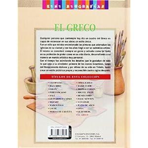 Greco, El (mini biografias) (Mini biografías)