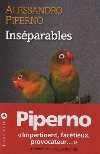 Inséparables par Alessandro Piperno