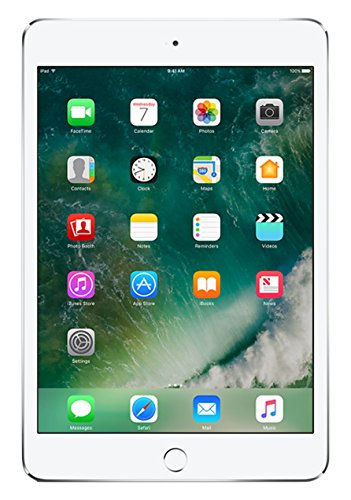 Apple iPad Mini 4 Tablet(7.9 inch, 32GB, Wi-Fi + Cellular), Silver