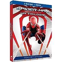 Trilogie Spider-Man - Collection Origines : Spider-Man 1 + Spider-Man 2 + Spider-Man 3