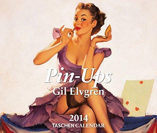 TO-14 ELVGREN PIN-UPS par COLLECTIF