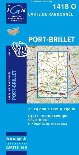 Port-Brillet GPS: IGN1418O par