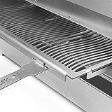 ASTEUS Steaker Elektro Infrarot Grill 800 Grad für Indoor / Outdoor Edelstahl V2A - 6