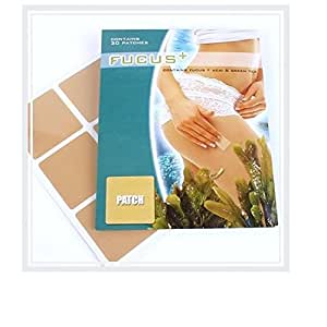 """""""YouLookSlim"""" Extra Strength Fucus Slimming Patches Acai Berry & Green Tea Patch Slimming Weight Loss not Pills"""