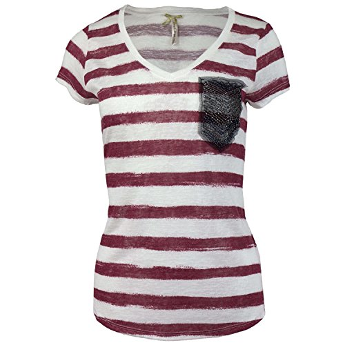 KEY LARGO Damen Shirt Red
