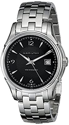 Hamilton Men's Analogue Automatic Watch with Stainless Steel Strap H32515135