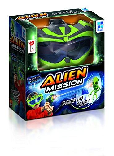 Megableu-678086-Juego-de-mesa-Alien-Mission