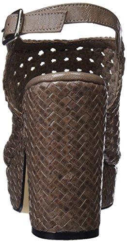 Pons quintana 6913.000, Sandales Bride Arriere Femme Ivoire (Stone U831)