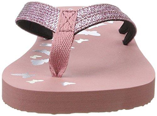 ESPRIT Damen Diva Butterfly Pantoletten Pink (Old Pink)