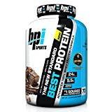BPI Sports Best Protein, Chocolate Brownie, 5 Pound by BPI Sports