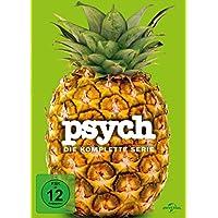 Psych – Die komplette Serie