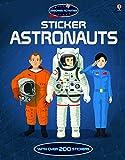 Sticker Astronauts (Sticker Dressing)