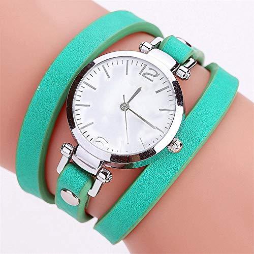 LMCZY sportuhr Armband Damenuhr Damen Armbanduhren, Schwarz