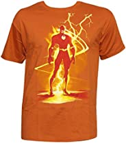 Officially Licensed DC Comics FLASH III T-Shirt, XL
