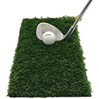 Winter Rules Golf Fairway Chipping Mat | Protect Your Course | Spring Clip Inc | Upgraded Jan 2020