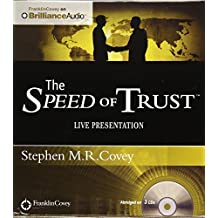 The Speed of Trust: Live Performance