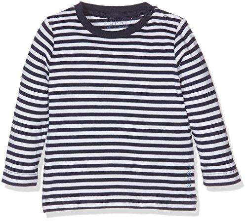 Esprit Kids Baby-Jungen T-Shirt, Blau (Navy 490), 68