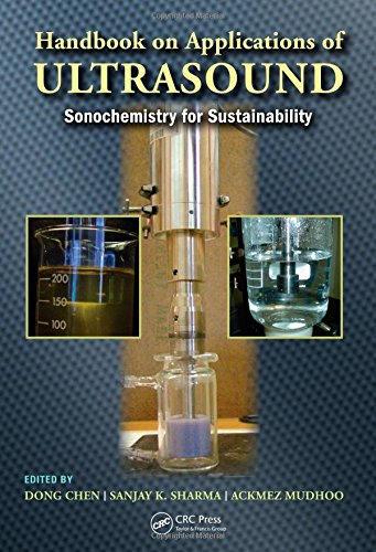 Handbook on Applications of Ultrasound: Sonochemistry for Sustainability