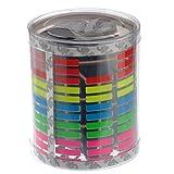 PIXNOR Musik Aktiviert Auto Aufkleber Equalizer Mehrfarbigen LED-Licht Rhythmus Lampe