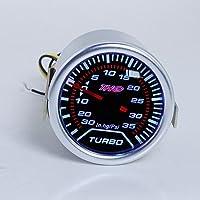 THG 6142 Boost Gauge 12V Di¨¢metro: los 52MM Shell pl¨¢