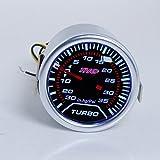 THG 6142 Boost Gauge 12V Diš¢metro: los 52MM Shell plš¢stico -30PSI-35psi