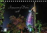 Impressions of Dubai 2018 (Tischkalender 2018 DIN A5 quer): Dubai-Impressionen (Monatskalender, 14 Seiten ) (CALVENDO Orte) [Kalender] [Nov 15, 2015] Sielaff, Marcus