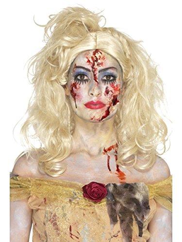 Kostüme Zombie Kinder Böse (Kostüm Zubehör Make Up Set Schminke böse Zombie Prinzessin)