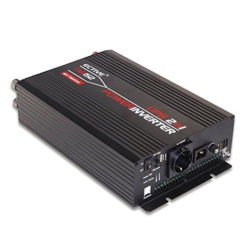 Preisvergleich Produktbild ECTIVE TMI Sinus Wechselrichter | 24V zu 230 V | 7 Varianten: 300W - 3000W | Spannungswandler / Power Inverter