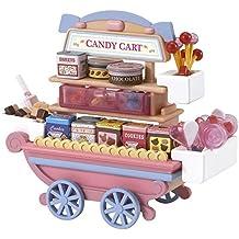 Sylvanian Families - Mueble de caramelos con ruedas (Epoch para Imaginar 5053)