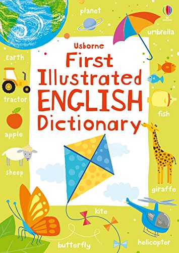 First illustrated english dictionary. Ediz. illustrata (Illustrated Dictionary) por Jane Bingham