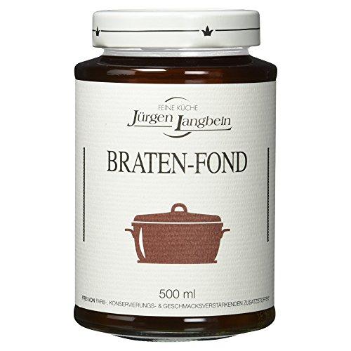 Jürgen Langbein Braten-Fond, 500 ml