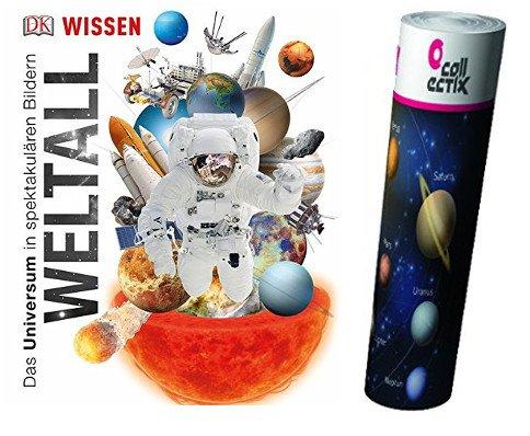DK Wissen - Weltall + 1 Weltraum Poster