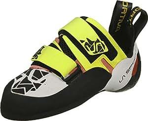La Sportiva Otaki Gelb, Damen Kletterschuh, Größe EU 43 - Farbe Sulphur-Coral Damen Kletterschuh, Sulphur - Coral, Größe 43 - Gelb