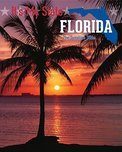 Florida: The Sunshine State (It's My State!) by Debra Hess (2014-08-01) (Square State Florida)