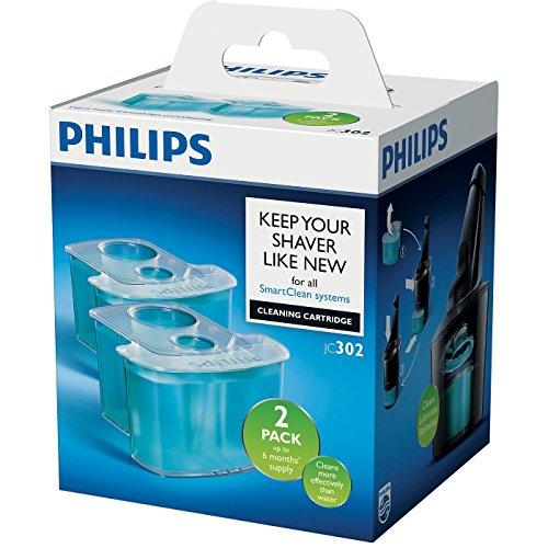 Philips JC302/50 - Cartuchos limpieza sistema filtro