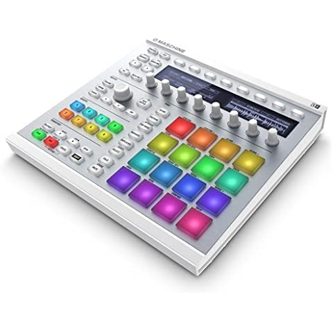 Native Instruments 21933 MASW Maschine Mkii MK2 2.0, Bianco
