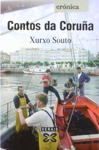 Contos da Coruña Edición Literaria - Crónica -