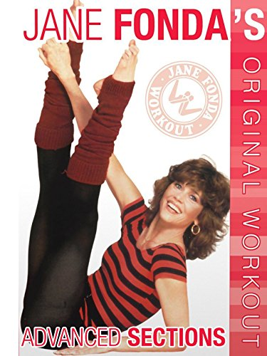 Jane Fonda's Original Workout: Advanced Selections Cover