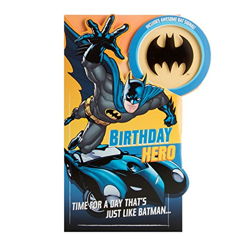 Hallmark Carte Batman carte d'an...