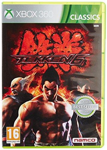 Tekken 6 Classics (Xbox 360) [Importación Inglesa]