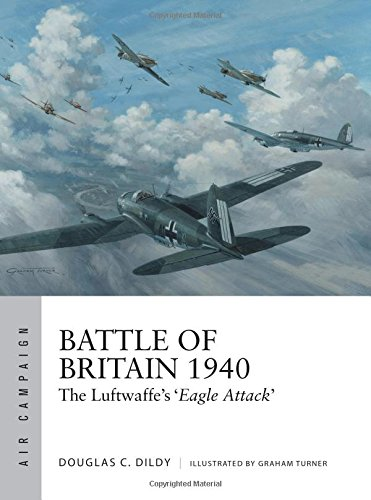 the details of the battle of britain in 1939